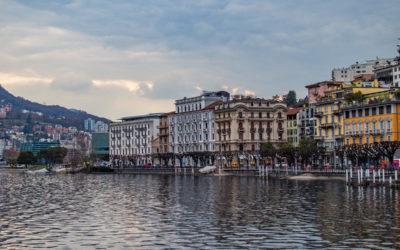 Lugano, una città per ogni stagione