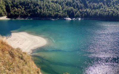 Val Leventina e il Sentiero dei tre Laghi, il santuario laico del Canton Ticino