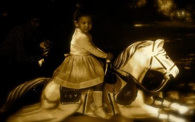 Un cavallo sotto l'albero (Privé)
