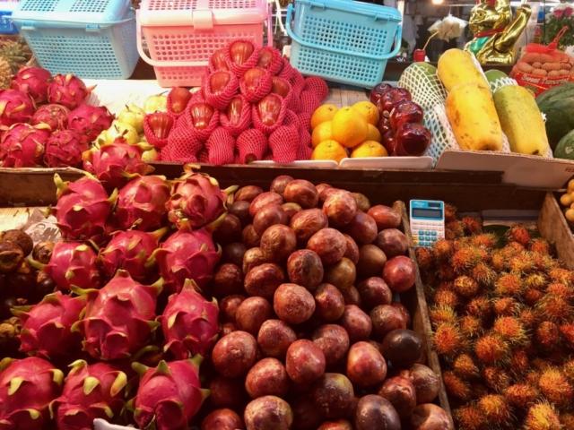 Phuket mercato