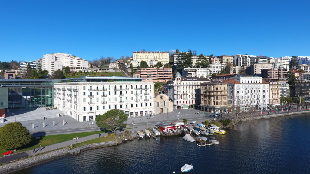 Hotel International au Lac Lugano