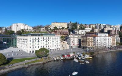 Lugano e la belle époque del futuro