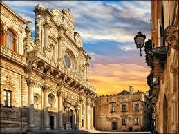 Lecce, la signora barocca dall'anima gentile