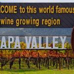 Napa Valley poesia vino