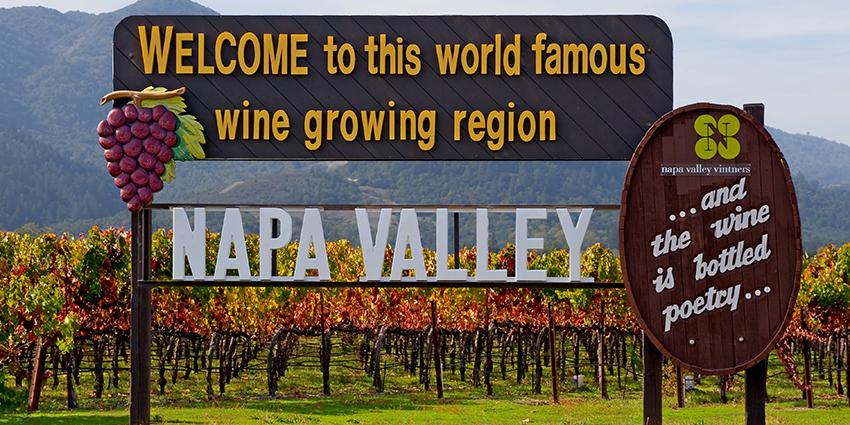 Napa Valley, dove il vino è poesia