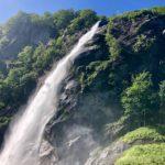 Val Bavona cascata Foroglio