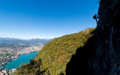 San Salvatore, la montagna del Paradiso