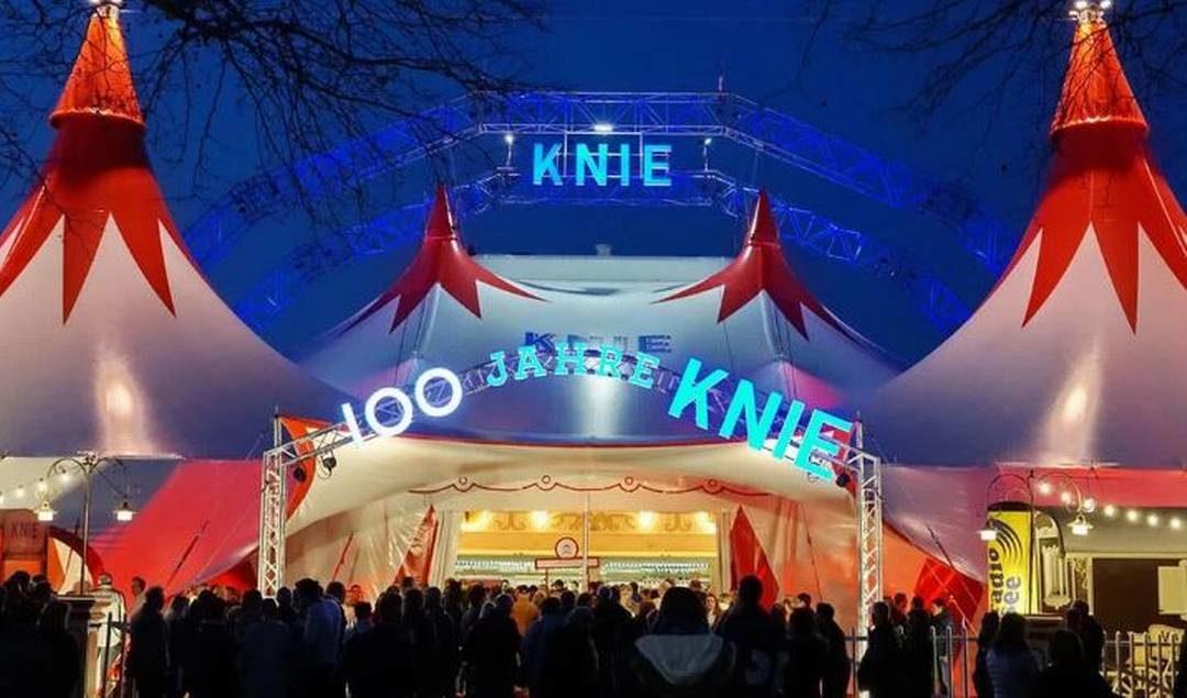 Knie, cent'anni di magia