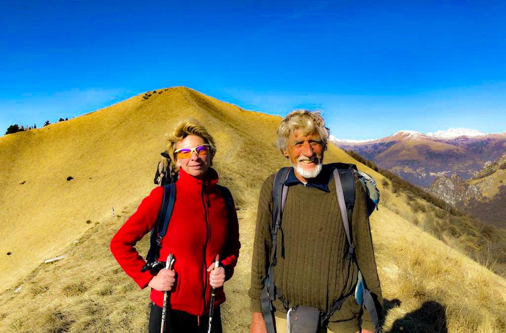 Dalla Mongolia al Monte Boglia