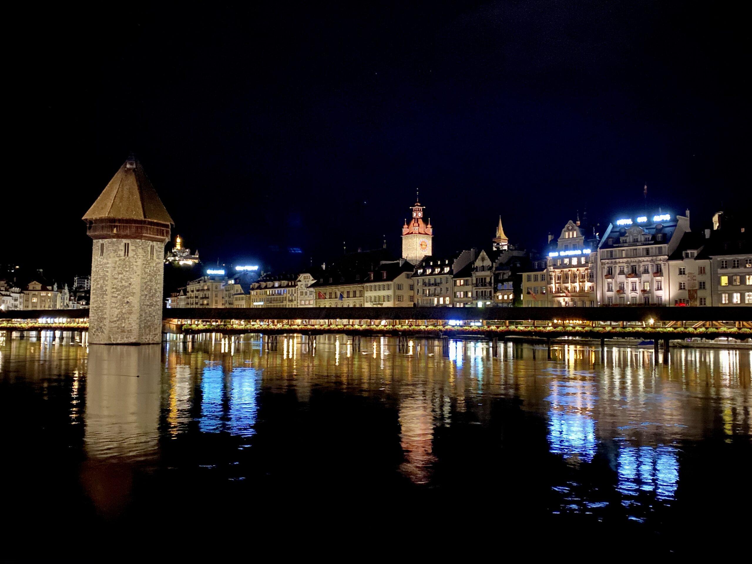 Lucerna: a spasso con Fritschi nella città della luce